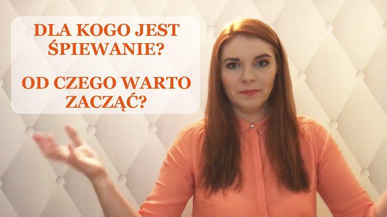 Read more about the article Co z tym śpiewaniem?