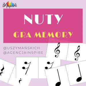 KARTY MEMO – NUTY (GRA MEMORY)